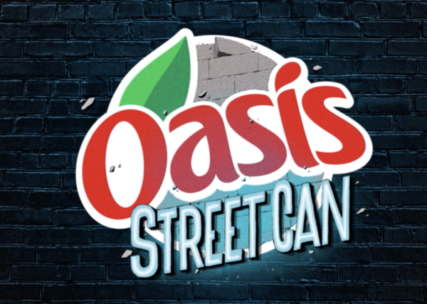 Oasis Street Can
